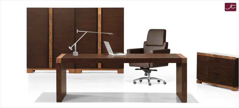 Büromöbel Sparset, designer Bürokombination Eiche im Online-Shop Jourtym.de